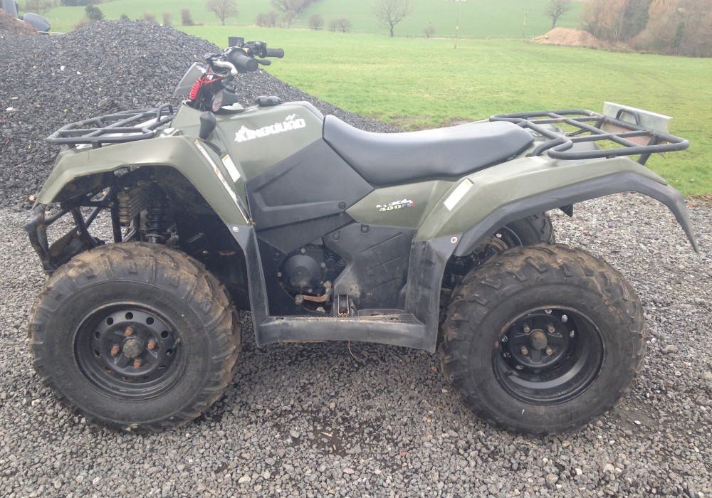 Atv S Quad Bikes For Sale Used Utility Vehicles Used