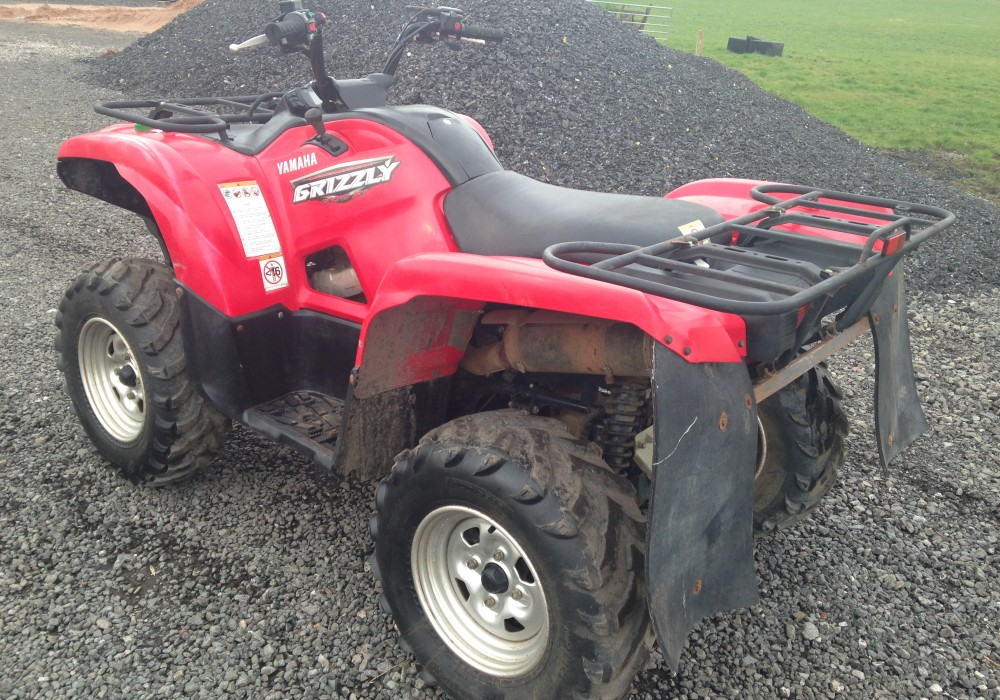ATV'S | Quad Bikes For Sale | Used Utility Vehicles | Used
